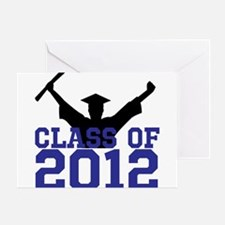 2012 Graduation Greeting Card