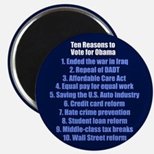 Obama's Accomplishments Magnet