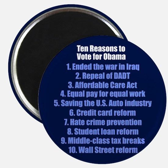 Obama's Accomplishments Magnet