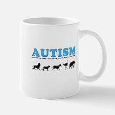 Autism, Around Since Noah Lin Mug