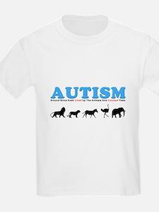 Autism, Around Since Noah Lin T-Shirt