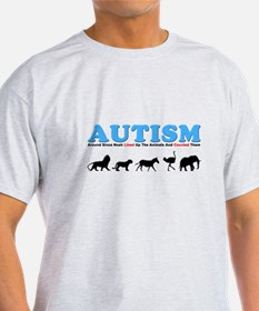 Autism, Around Since Noah Lin T-Shirt