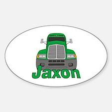 Trucker Jaxon Decal