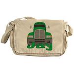 Trucker Jay Messenger Bag