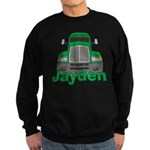 Trucker Jayden Sweatshirt (dark)