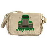 Trucker Jayden Messenger Bag
