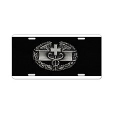 CFMB Aluminum License Plate