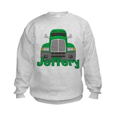 Trucker Jeffery Sweatshirt