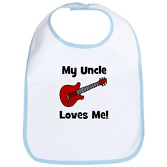 My Uncle Loves Me! w/guitar Bib