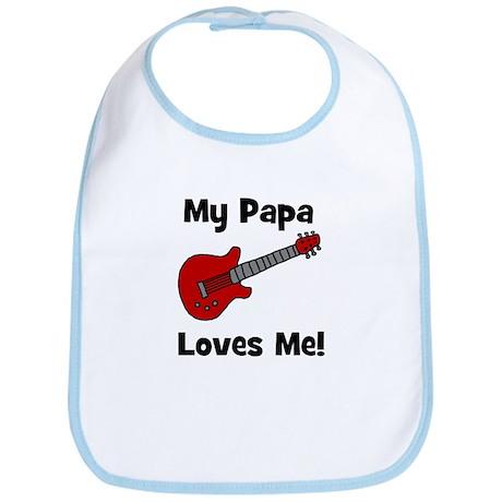 My Papa Loves Me! w/guitar Bib