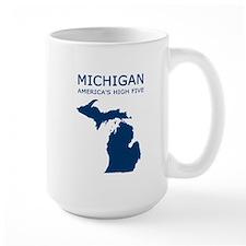 MI_high5 Mugs