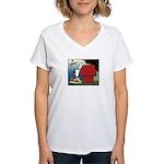 Smak! Women's V-Neck T-Shirt