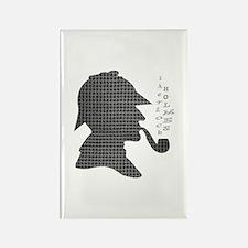 Sherlock Holmes - Rectangle Magnet