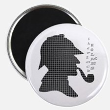 "Sherlock Holmes - 2.25"" Magnet (10 pack)"