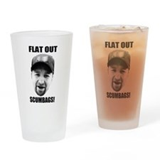 "Negreanu Says, ""Flat Out Scum Drinking Glass"