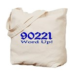 90221 Compton California Tote Bag