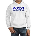 90221 Compton California Hooded Sweatshirt