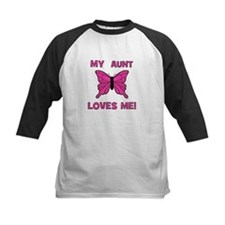 My Aunt Loves Me! w/butterfly Tee