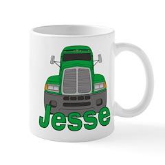 Trucker Jesse Mug