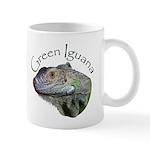 Green Iguana Mug