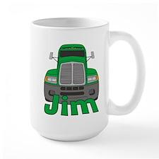Trucker Jim Mug