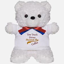 Cute Towing Teddy Bear