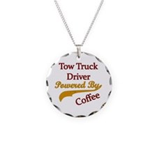 Cute Tow truck Necklace