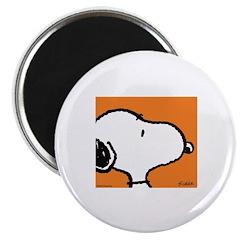Fresh Orange Snoopy Magnet