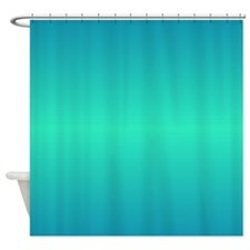 Turquoise shower curtain 01015_00002_r