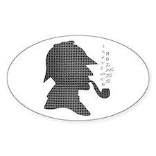 Sherlock Holmes - Decal