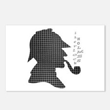 Sherlock Holmes - Postcards (Package of 8)