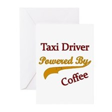 Unique Taxi Greeting Cards (Pk of 20)