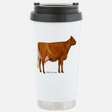 Shorthorn Trans Travel Mug