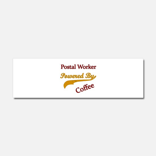 Cute Office workers Car Magnet 10 x 3