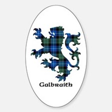 Lion - Galbraith Decal