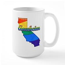 Anaheim, California. Gay Pride Mug