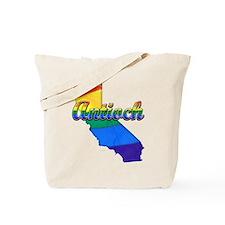 Antioch, California. Gay Pride Tote Bag