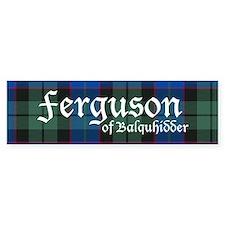 Tartan - Ferguson of Balquhidder Bumper Sticker