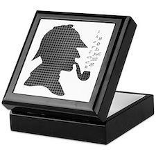 Sherlock Holmes - Keepsake Box