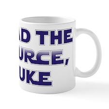 Read The Source, Luke Mug