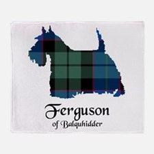 Terrier - Ferguson of Balquhidder Throw Blanket
