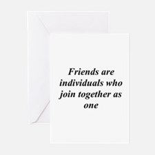 Freinds Greeting Cards (Pk of 10)