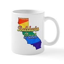Baldwin Park, California. Gay Pride Mug