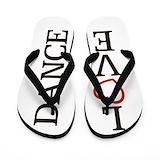 Dance flip flops Flip Flops