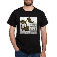 ARLP_Logo_Vertical_Mocha T-Shirt