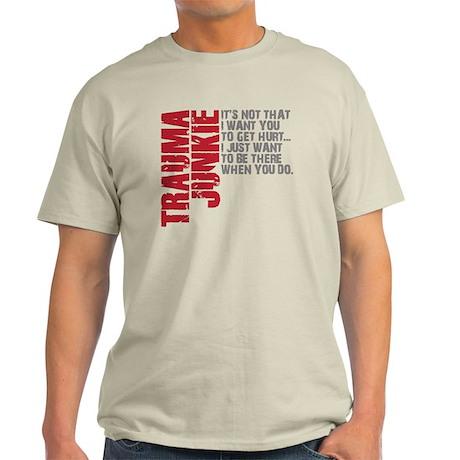Trauma Junkie 2 Light T-Shirt