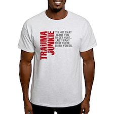 Trauma Junkie 2 T-Shirt