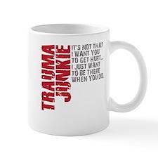 Trauma Junkie 2 Small Mug