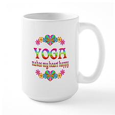 Yoga Happy Mug