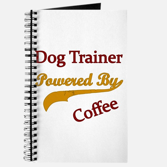 Cute Dog trainer Journal